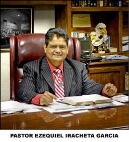 Pastor Ezequiel Iracheta